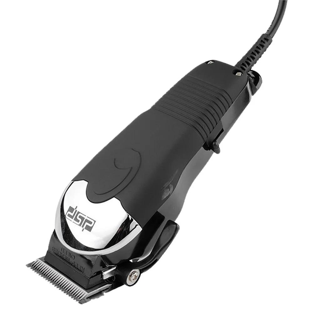 Машинка для стрижки волос DSP, четыре насадки
