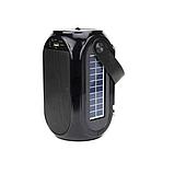 Радиоприемник RX 27, зарядка от солнца, читает флешку, AUX, Bluetooth, фото 2