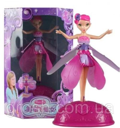 Літаюча іграшка фея велика з підставкою Magic Angel