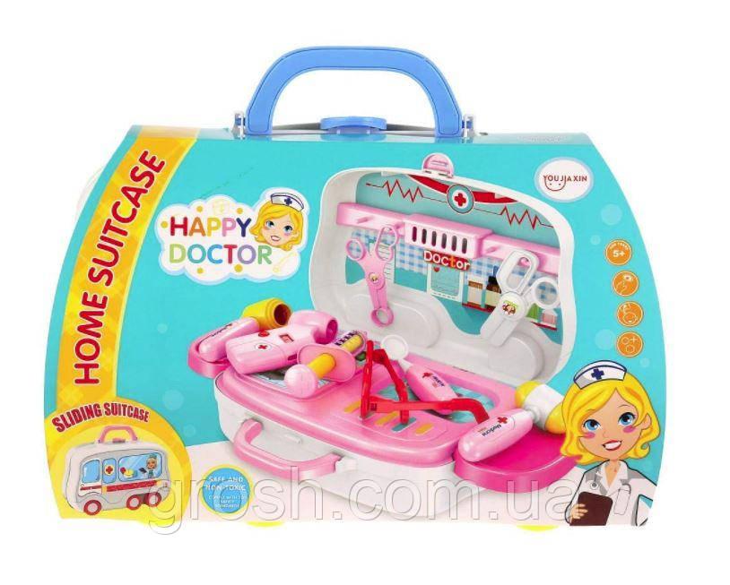 """Дитяча ігрова валіза  """"HAPPY DOCTOR"""""""