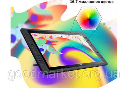 Монитор-планшет Huion Kamvas Pro 20, фото 2