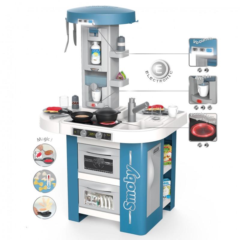 Ігрова Кухня Mini Tefal Magic Bubble Smoby 311023