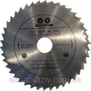 Пильный диск по дереву 115х22х24