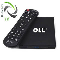 "Оll TV BOX «Оптимум» подписка ""Oll inclusive""  12 мес"