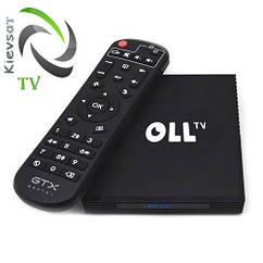 "Оll TV BOX «Оптимум» подписка ""Oll inclusive xtra sport "" 6 мес"