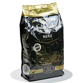 Кофе в зернах Ambassador Nero 1 кг 4051146000962, КОД: 1667419