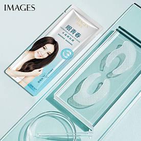 Гидрогелевая маска для век разглаживающая IMAGES Hydration Crystal Eye Мask (1 пара)