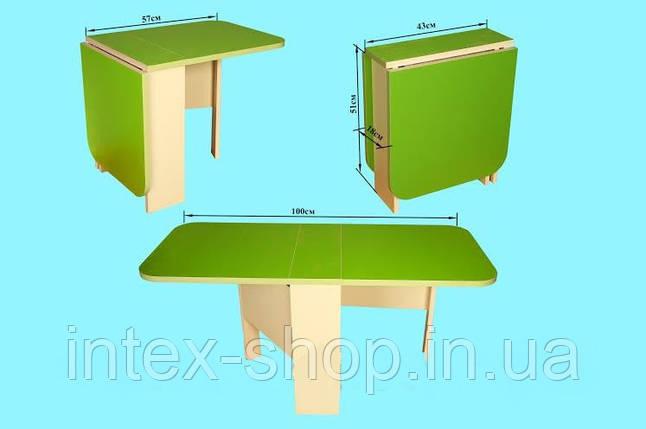 Стол пенал Финекс Плюс Bambi (Финекс Плюс), фото 2