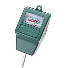 Измеритель кислотности грунта Kronos ETP-330 Med Lab рн-метр Зеленый mdr0042, КОД: 673699