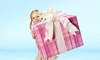 Подарки детям 3-4 года