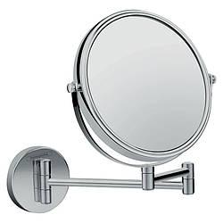 LOGIS зеркало для бритья, настенное, хром