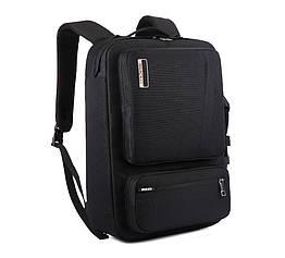 Рюкзак для ноутбука Socko 17.3 Black KA-60, КОД: 718214