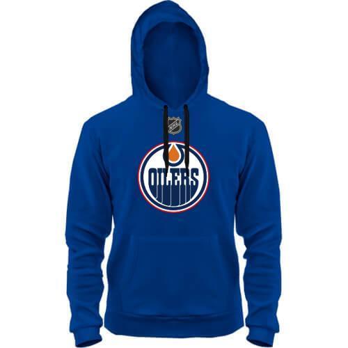 Толстовка Edmonton Oilers