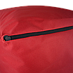 Пуф куб, 40*40*40 см, (оксфорд) (красный), фото 3