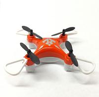 Мини квадрокоптер дрон на радио управлении axis gyro вертолет игрушка