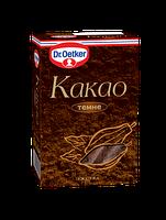 Какао тёмное  22% какао