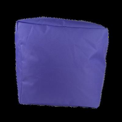 Пуф куб, 40*40*40 см, (оксфорд), (сиреневый)