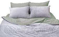 Комплект постельного белья зима-лето Grey, фото 2