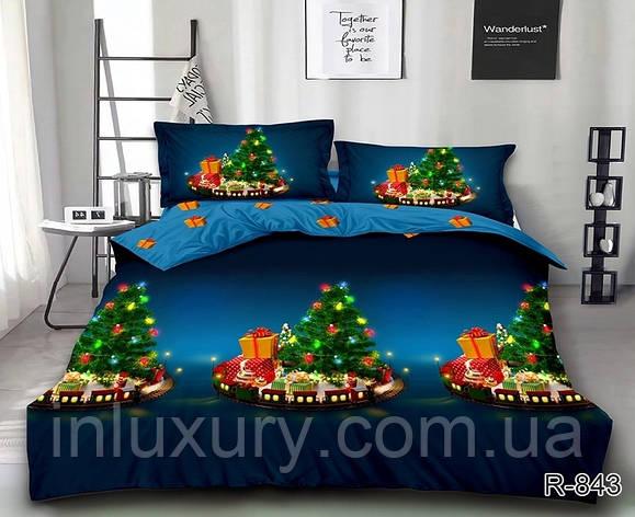 Комплект постельного белья с компаньоном R843, фото 2