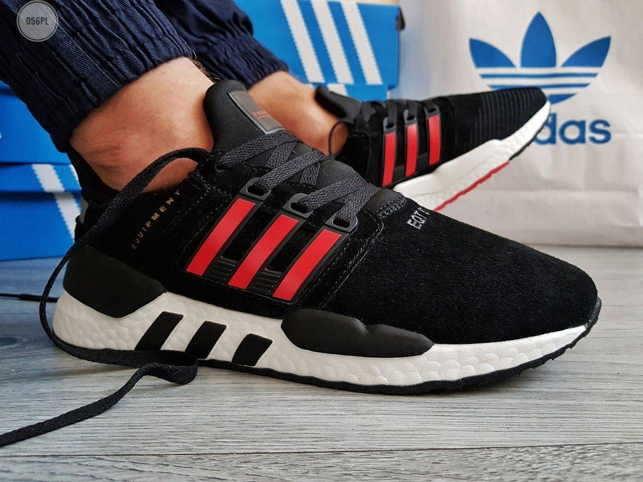 Чоловічі кросівки Adidas Equipment (р. 41 44 45 46) Чорні