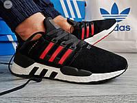 Чоловічі кросівки Adidas Equipment (р. 41 44 45 46) Чорні, фото 1
