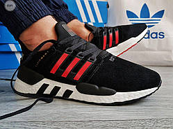 Мужские кроссовки Adidas Equipment (р. 41 44 45 46) Черные