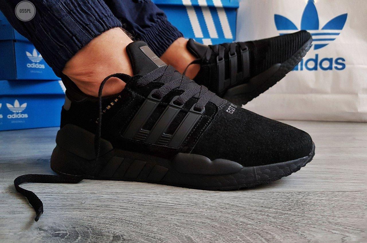 Чоловічі кросівки Adidas Equipment (р. 41 44 45) чорні
