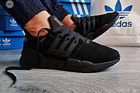 Чоловічі кросівки Adidas Equipment (р. 41 44 45) чорні, фото 1