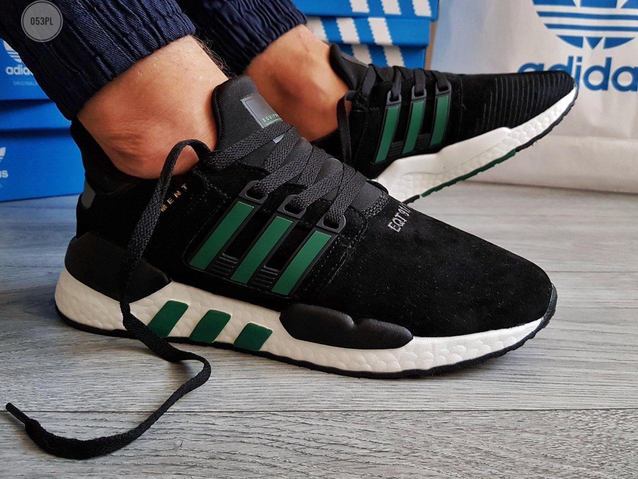 Чоловічі кросівки Adidas Equipment (р. 41 43 44) Чорні