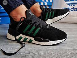 Мужские кроссовки Adidas Equipment (р. 41 43 44) Черные