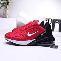Чоловічі кросівки Nike Air 270 Red (р. 44 ) Червоні