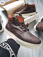ЗИМА!!! Мужские ботинки Timberlаnd Winter Brown (р. 41, 42.5, 44, 45) Коричневые зимние
