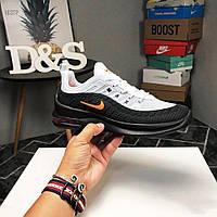Мужские кроссовки Nike Axis 98 KPU Grey/Black (р. 41 и 43), фото 1