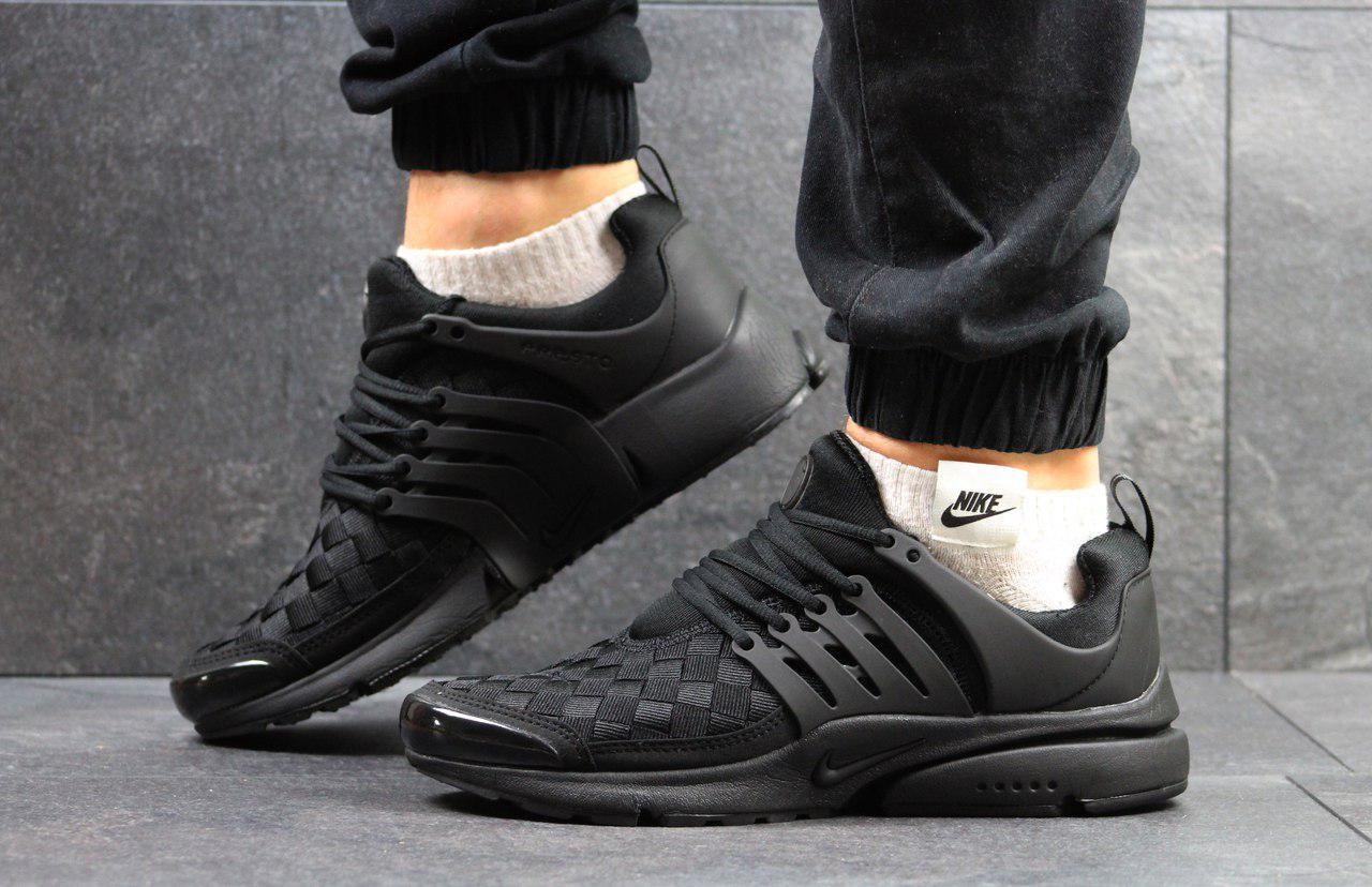 Мужские кроссовки Nike Air Black
