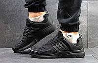 Мужские кроссовки Nike Air Black, фото 1