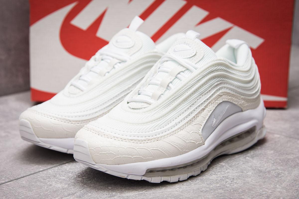 Кроссовки женские  Nike Air Max 97, белые (13782)