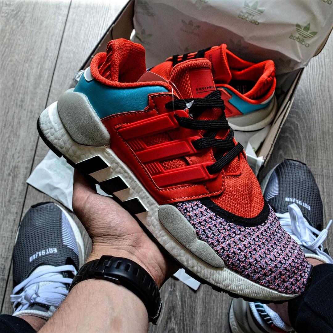"""Мужские кроссовки Adidas EQT SUPPORT Equipment """"Red"""""""
