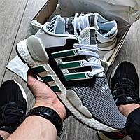 """Мужские кроссовки Adidas EQT SUPPORT Equipment """"\White&Green"""""""