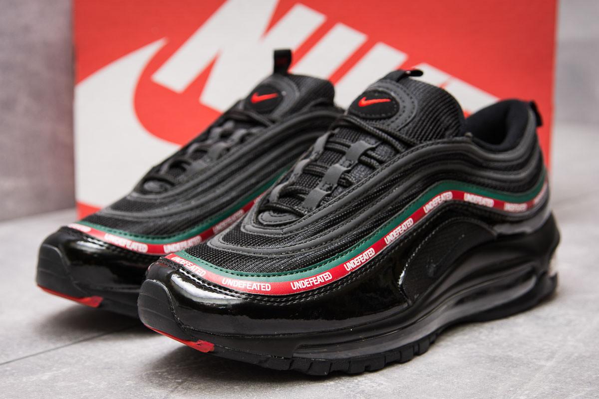 Кроссовки мужские  Nike Air Max 97, черные