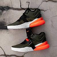 Мужские кроссовки Nike Air Force 270 хаки