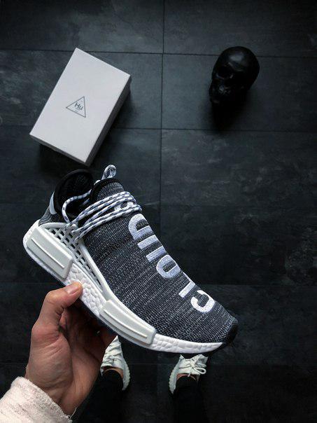 Мужские кроссовки Adidas NMD Human Race