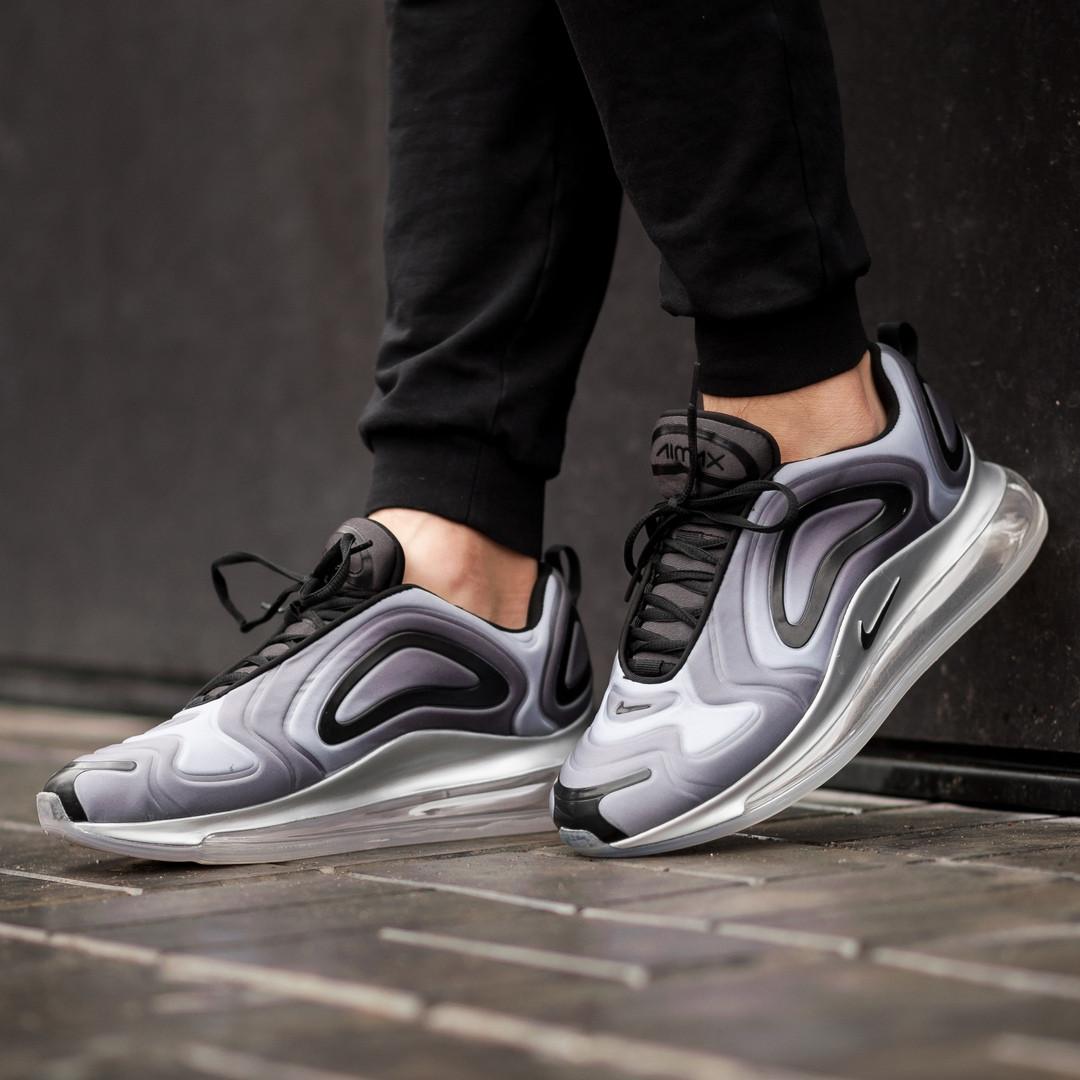 Мужские кроссовки Nike Air Max 720 серые. Размеры (42, 43, 44, 45)