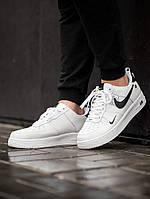 Мужские кроссовки Nike Air Force 1 Utility White. Размеры (41, 42, 43, 44, 45), фото 1