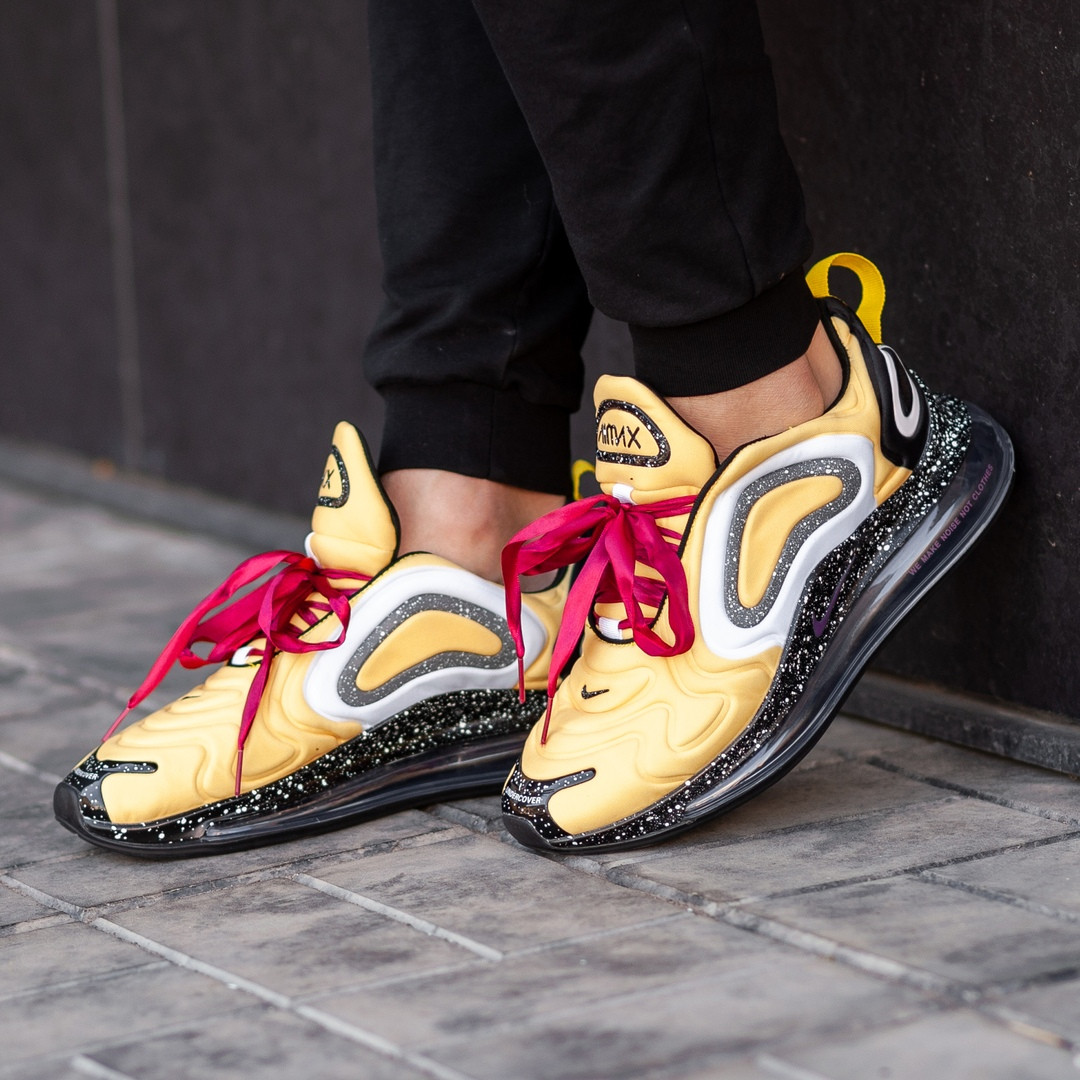 Мужские кроссовки Nike Air Max 720 беж. Размеры (42, 43, 44, 45)