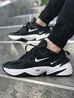Мужские кроссовки Nike MK Tekno чёрные. Размеры (40,41,42, 43, 44,45), фото 1