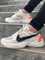 Мужские кроссовки Nike MK 2 Tekno бежевый. Размеры (41,42, 43, 44,45), фото 1