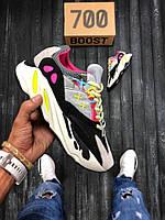 Мужские кроссовки Adidas Yeezy 700 Boost топ