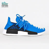 Мужские кроссовки Adidas Human Race Blue