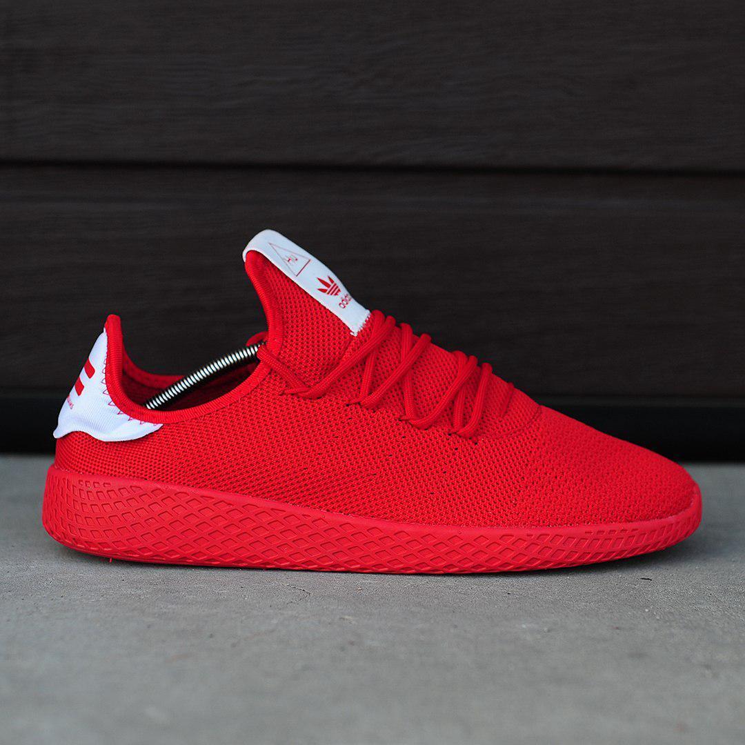 Мужские кроссовки Adidas Tennis HU Pharrell топ