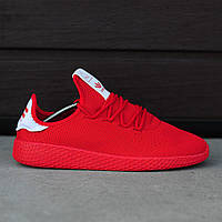 Мужские кроссовки Adidas Tennis HU Pharrell топ  , фото 1